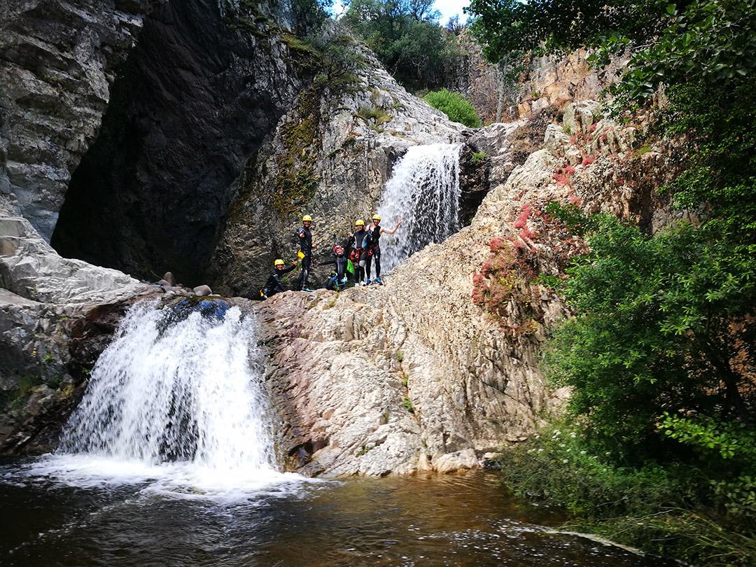 rio e forru canyoning, canyoning sardinia, things to do sardinia