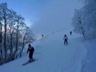 Skifahren in Sardinien 16