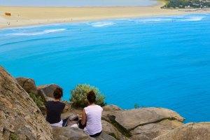 Spiaggia di Notteri Timi Ama
