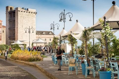 Pisaner-Türme in Cagliari