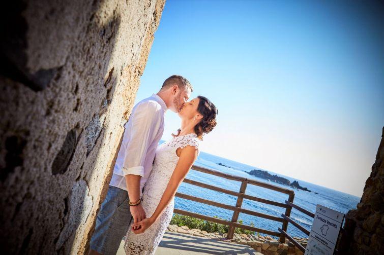 Heiraten auf der Festung