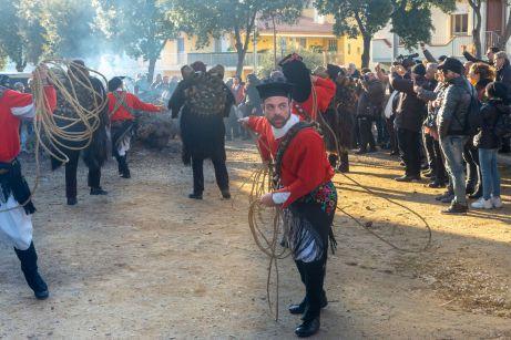 Karnevalsauftakt in Mamoiada