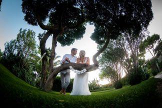 Outdoor Wedding auf Sardinien