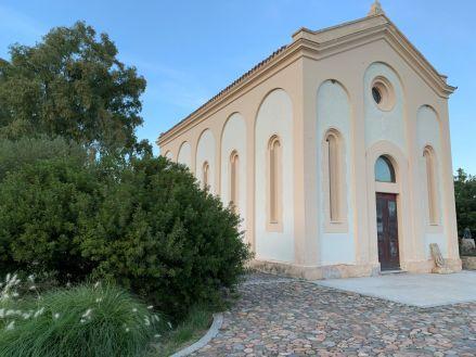 Kirchliche Hochzeit auf Sardinien