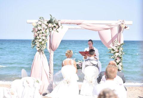 Zweisprachige Hochzeit