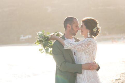 Intimate Wedding auf Sardinien