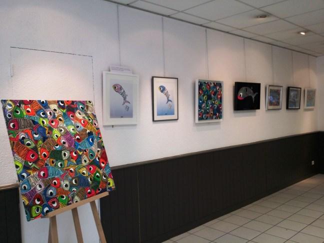 Exposition Nov 2015-Eclat de verre-Marseille