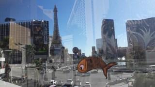 Sardine of Marseille à Las Vegas, USA
