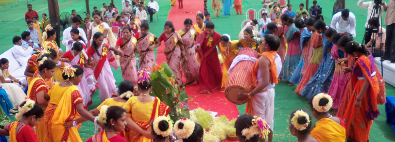 Image result for sarhul festival