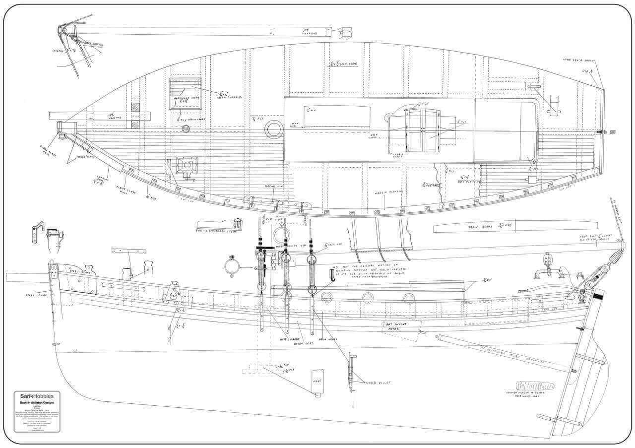 Cnc Boat Kits