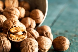 walnut helpful in depression