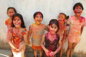 holi safety tips for childrens