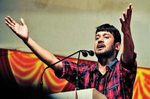 why bjp afraid of kanhaiya