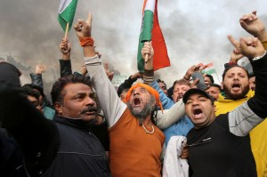 caste dominates nationalism in elections