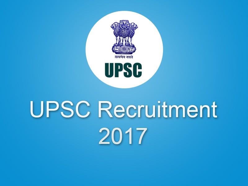 UPSC Recruitment 2017: UPSC Engineering Services (Main) Examination Final Result