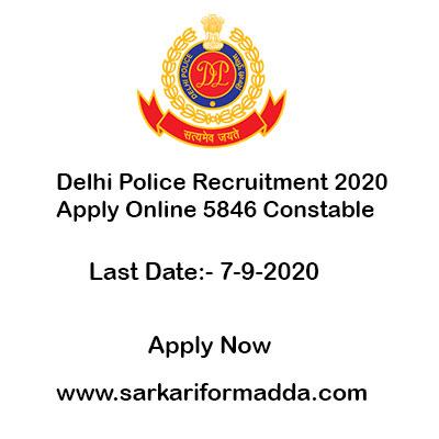 Delhi-Police-vacancy