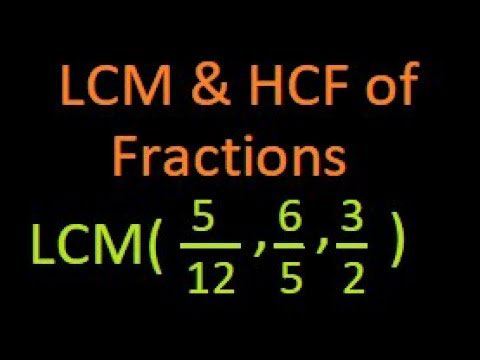 LCM-OF-FRACTIONS---HOW-TO-FIND-LCM-OF-FRACTIONS