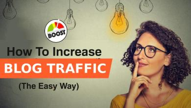 Photo of Boost Your Blog Traffic 8 most Reliable Ideas