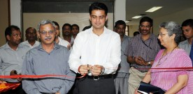The Minister of State for Communications and Information Technology, Shri Sachin Pilot…