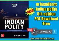 indian polity by laxmikant pdf google drive Archives