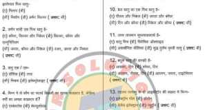 700 General Science Questions for Railway Exam PDF in Hindi