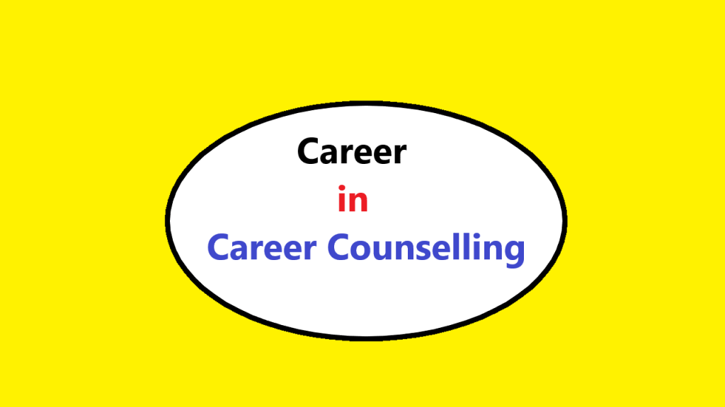Career in Career Counselling
