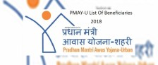 PMAY Urban List Beneficiaries 2018