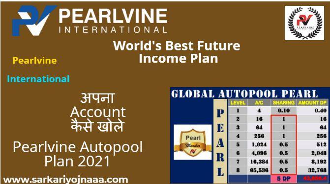 Pearlvine Autopool Plan 2021