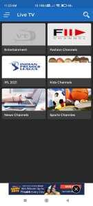 Vita Tv free Ipl app 2021