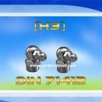 Gresorluk-GH90- (H3)- Stainless- DIN 71412-1