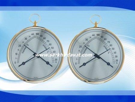 Duvar- Termometresi- Higrometresi