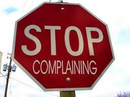 stop mengeluh