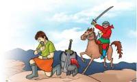 kuda-dan-syech-ibnu-mubarak