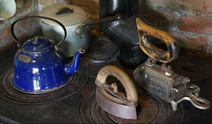 Lien cuisinières à bois
