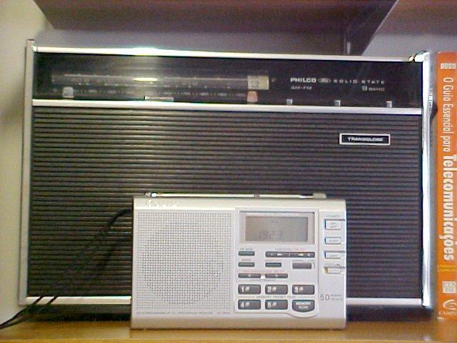 Radio PHILCO Transglobe