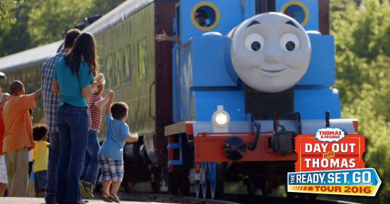 Day Out With Thomas 2016