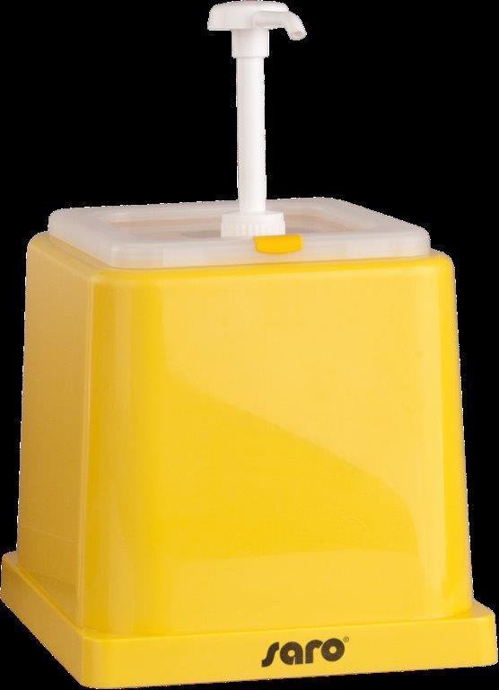 Mustard Dispenser Model SD 2 Saro