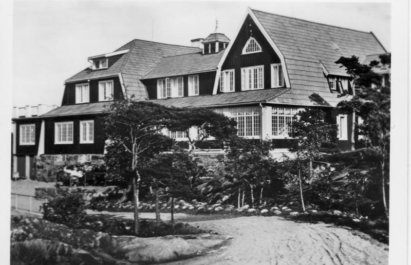 Lokmannahemmet 1913
