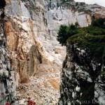 marble quarry italy