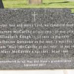 grey traditional gravestone