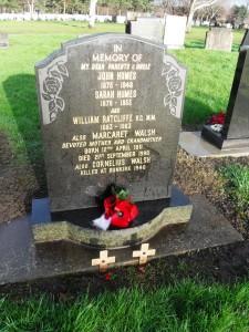 William Ratcliffe, VC, MM