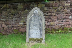 Sir William Watson Memorial
