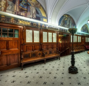 Hall of Remembrance, Town Hall, Liverpool