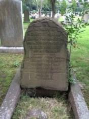 Maud Farrington's Grave
