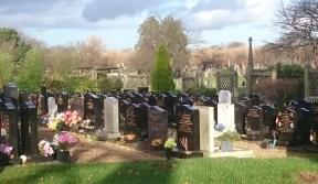 Cremation plots