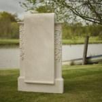Portland Stone Gravestone