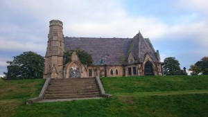 Toxteth Park Cemetery Chapel