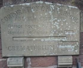 Liverpool cemeteries