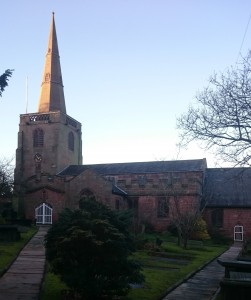 All Saints Church Childwall