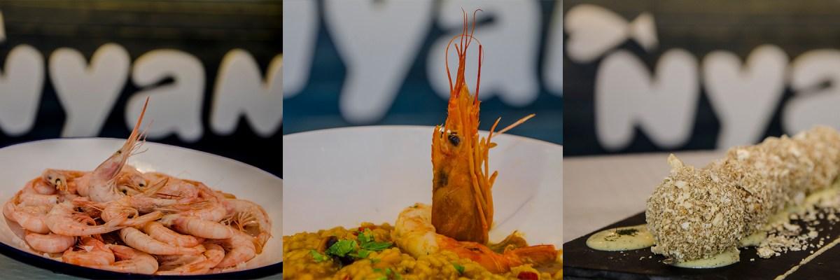 fotografía corporativa en Benidorm para restaurante - nyam casual food